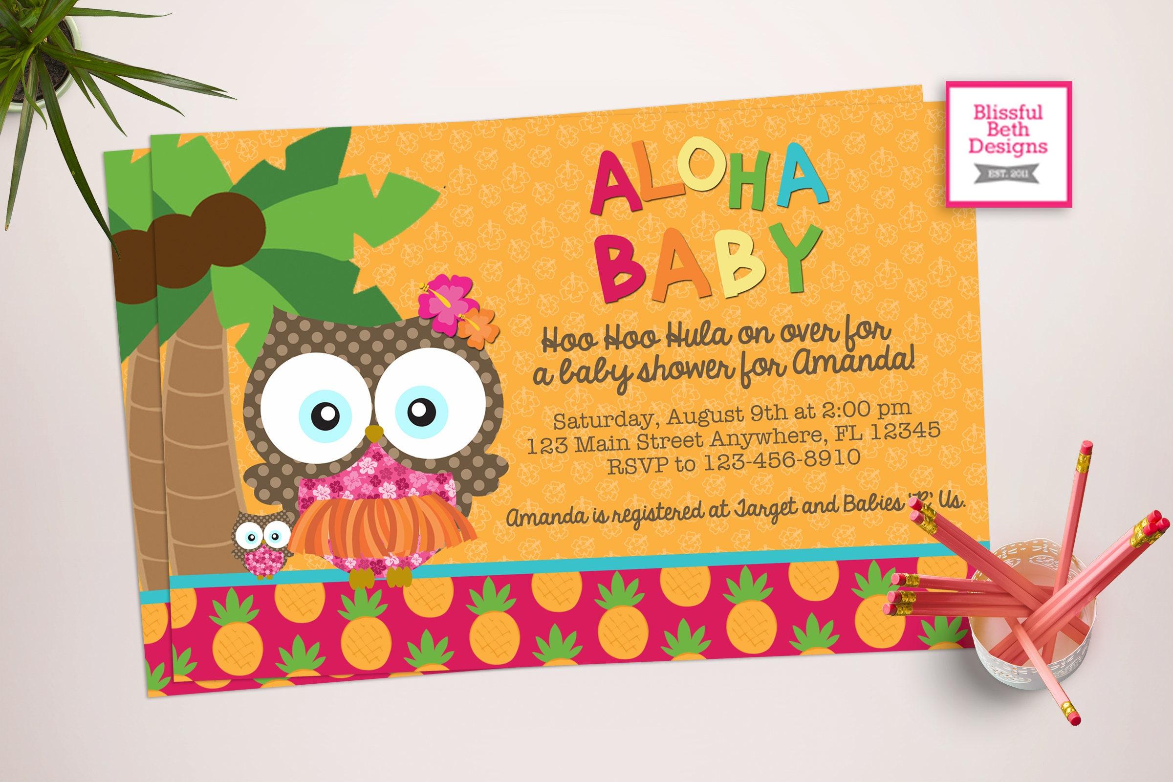 Aloha baby shower lu owl aloha baby luau owl owl shower owl aloha baby shower lu owl aloha baby luau owl owl shower owl invite luau invitation aloha owl invite luau shower aloha shower filmwisefo