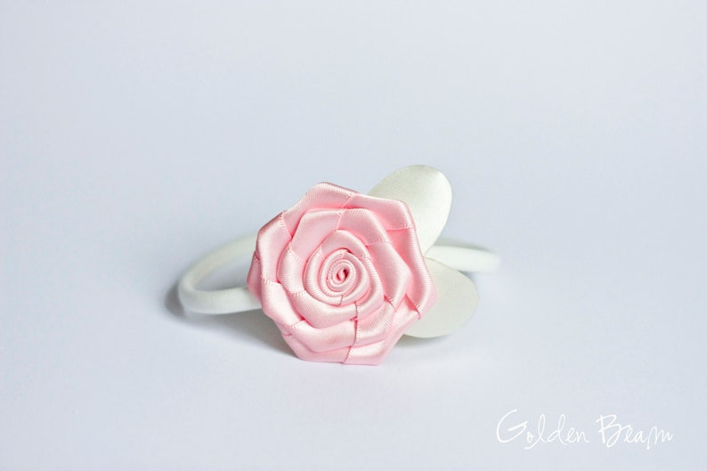 image 0 Soft Pink and Ivory