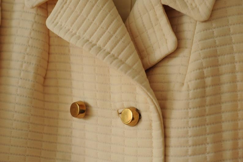 Vintage Lou Green Original Union Made Coat Womens Small  ITEM508