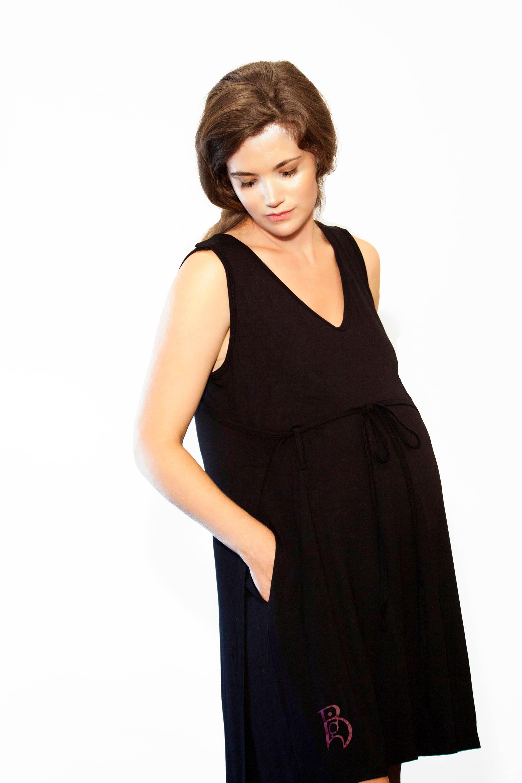 Birth and Breastfeeding Gown   Etsy