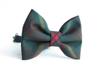 TaylorMade Custom hair Bow Plaid School Uniform Bow New