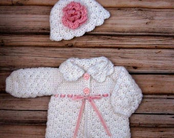 9ebc5c1e614d White baby sweater