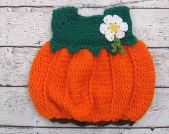 Crochet Baby Girl Pumpkin Dress Pattern Halloween Costume Pumpkin Pattern Dress Baby Halloween Outfit Pattern Crochet Pattern & Pumpkin costume pattern   Etsy