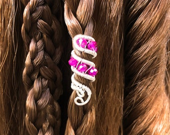 Hair Coils, Hair Cuffs, Loc Jewelry, Loc Bead, Loc Beads, Dreadlock Beads, Dreadlocks Jewelry, Dread Bead, Dreads, Dreadlocks