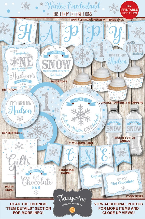 snowflake table decorations.htm winter onederland decorations boy  blue   silver  snowflake  winter onederland decorations boy  blue