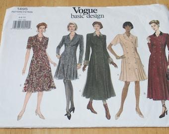 Sewing Pattern Vogue  Pattern #1495