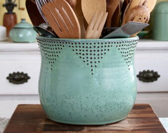 Handmade Rustic Pottery For Your Kitchen Home By Backbaypottery