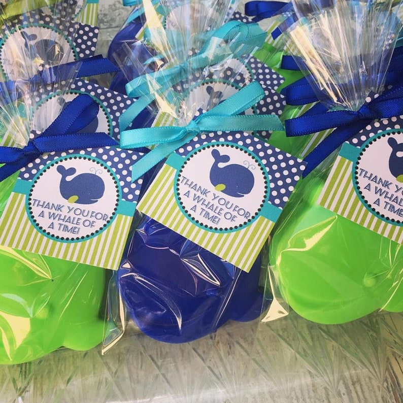 ae33479016f6 25 WHALE SOAP Party Favors Ocean Baby Shower 1st Birthday