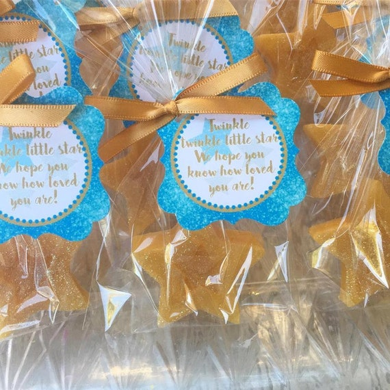10 star savon party favors twinkle twinkle baby shower etsy