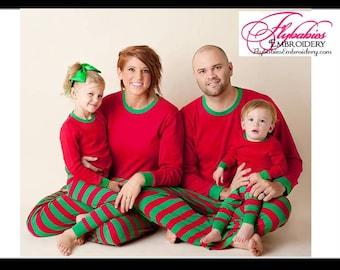 33d829a8b283 Family christmas pjs