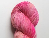 Pink Macarons: hand dyed ...