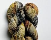 Smokey Quartz: hand dyed ...