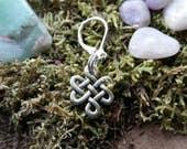 Celtic knot: Stitch marke...