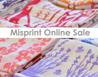 Bundled Misprint Towels