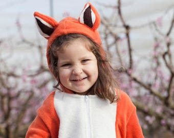 Fox suit,  kids Costume,chritmas gift