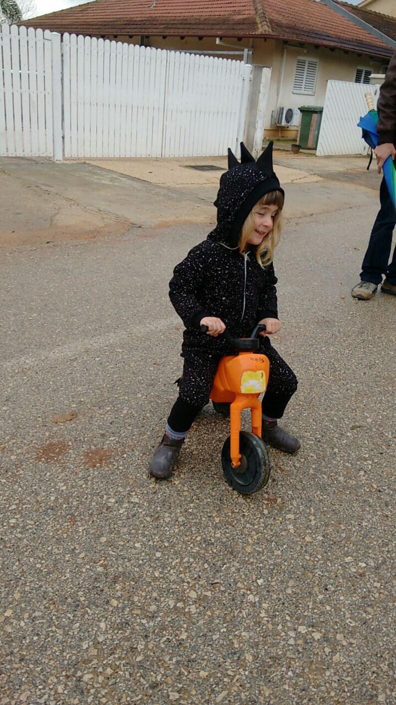 Black Dragon suit Dinosaur costume Toddler Costume Kids Costume christmas gift Gift for Toddler Childrens gifts