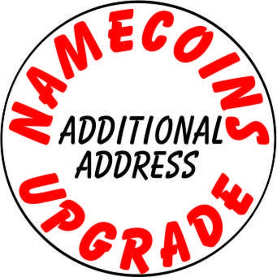 Additonal Shipping Address