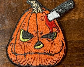 """Pumpkin 3"""" Patch"""