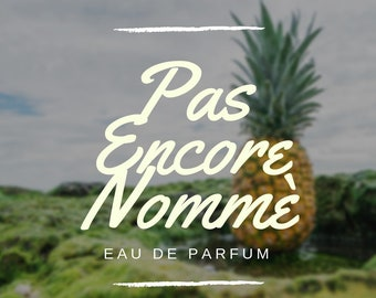 10ml Pas Encore Nommé Perfume for Women (men love it, too!) Sweet Pineapple. Vanilla. Best Seller! Featured at Blushcon! Phthalate-Free