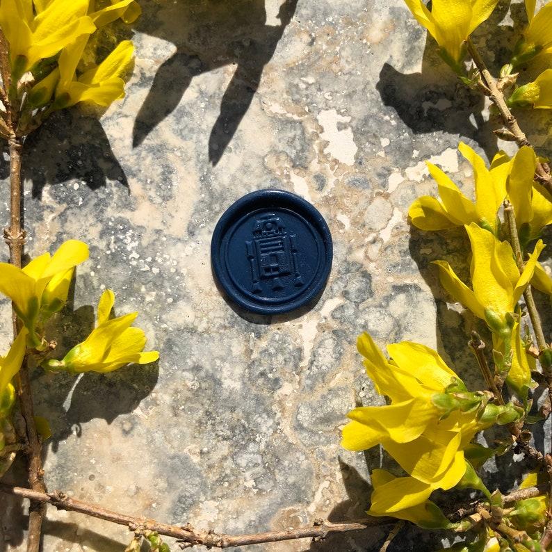 R2D2 Wax seal Sticker