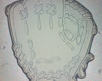 Flexible Resin Mold Baseball Glove Mould