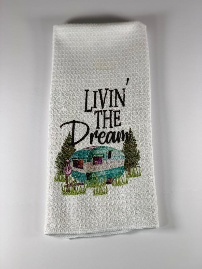 Bass Kitchen Towels Initials Towels Mom Life wine Fathers Gift Margarita Tequila cute towels Camper Kitchen Towels personalized towels