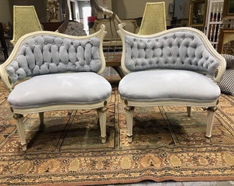 Fabulous Tufted Ottoman Etsy Caraccident5 Cool Chair Designs And Ideas Caraccident5Info