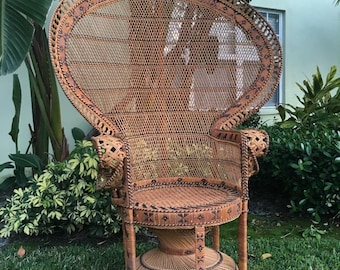 Bohemian Chair Etsy