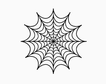 spider web design etsy