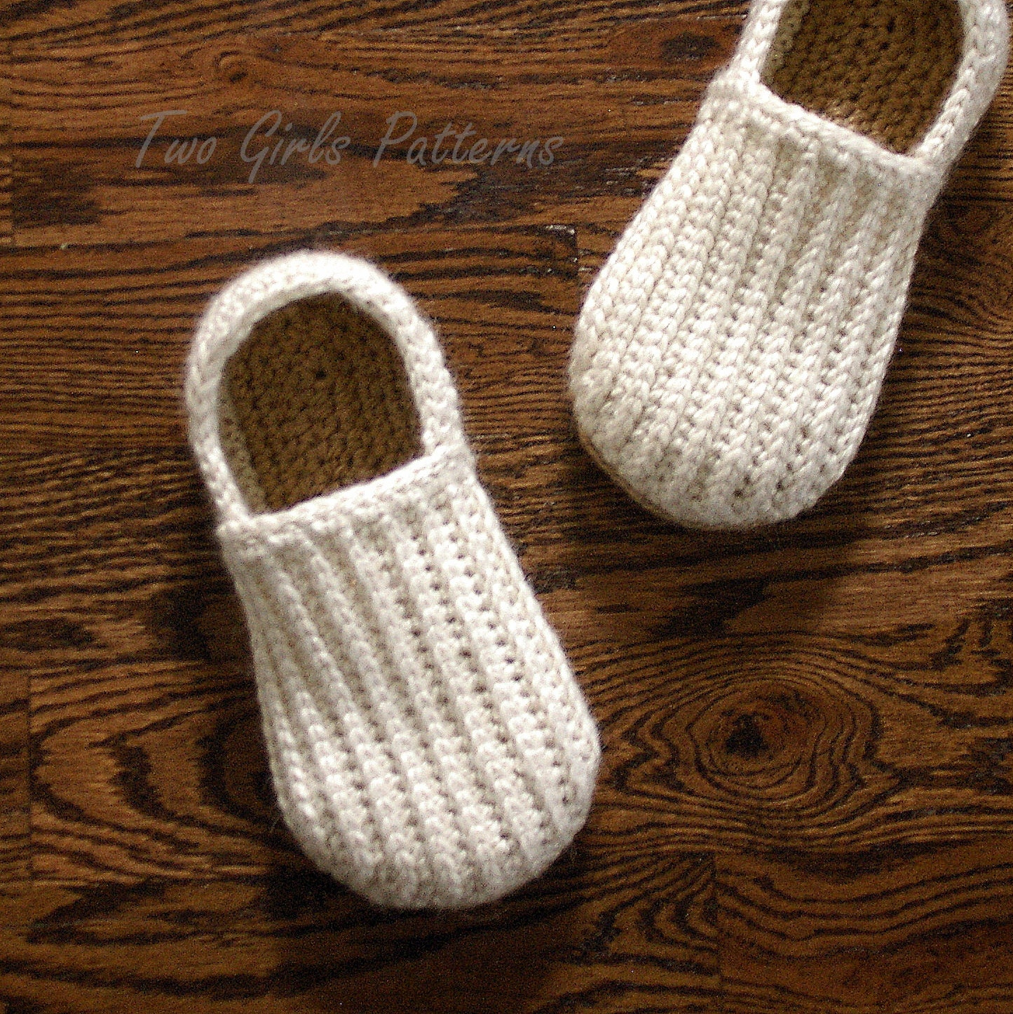 Crochet Pattern For Mens House Shoes The Lazy Day Loafers Etsy