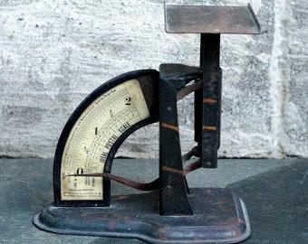 defe72c508b0 Antique postal scale | Etsy