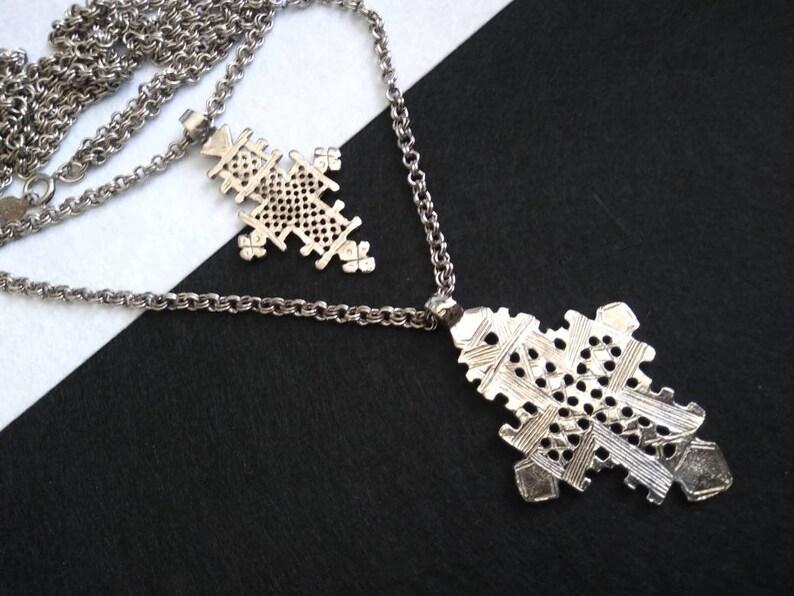 Accessocraft Pendant Necklace Vintage Statement 1950s 1960s image 0