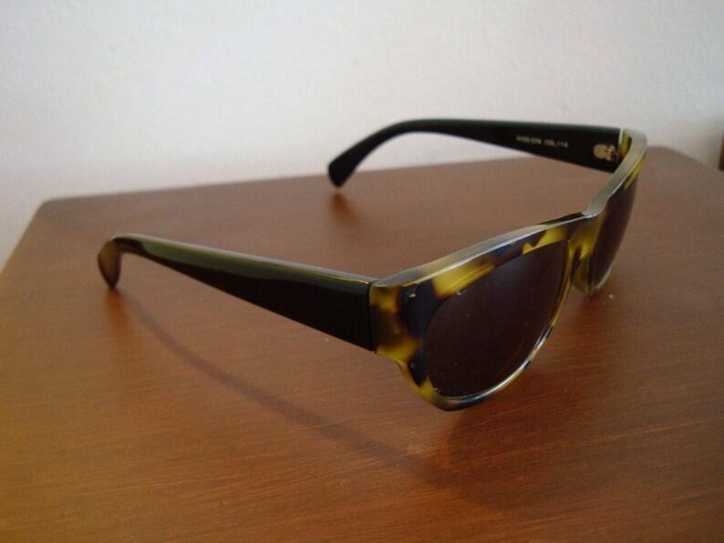5503cac69056 GIANNI VERSACE Versus Sunglasses Vintage Mod. EO5 Col. 114 | Etsy