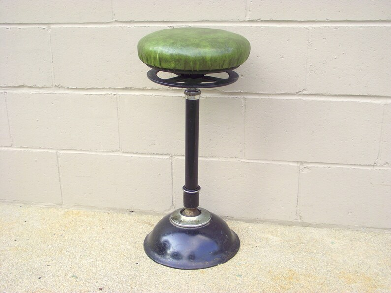 Awesome Antique Ritter Dentist Dental Doctor Tilting Stool Tattoo Parlor Office Medical Mechanical Ergonomic Stool Spins Tilts Rest And Relief Unemploymentrelief Wooden Chair Designs For Living Room Unemploymentrelieforg