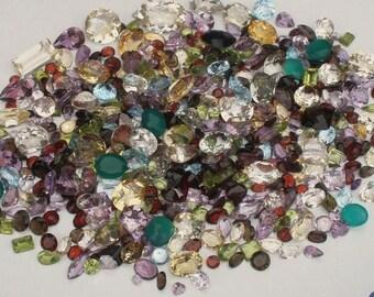 3043fa892ca Over 500 Carats of Loose Natural Gemstone Mix Parcel Lot