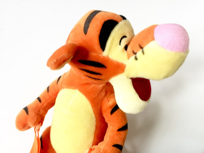556fb7a1c2e Tigger Backpack for Kids Childrens Backpack Winnie the Pooh Gift