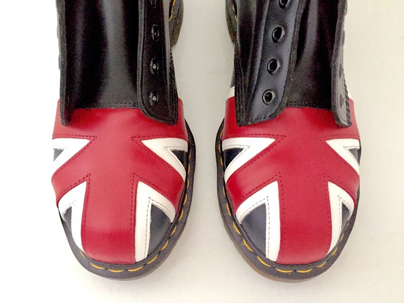 04ef94c3cdb Dr Martens Boots Union Jack Doc Martens Boots Shoes