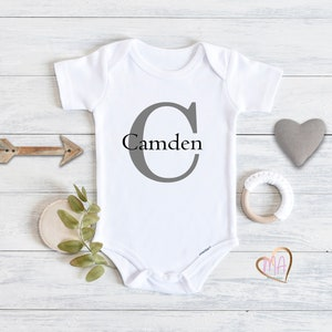 Infant Boy Outfit Boy Birthday Custom Boy Bodysuit Gender Reveal Daddy/'s Little Man bodysuit It/'s a Boy Baby Shower Gift