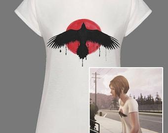 "Chloe Price ""ink raven"" - Life is Strange before the storm Tank Top Sleeveless t-shirt"