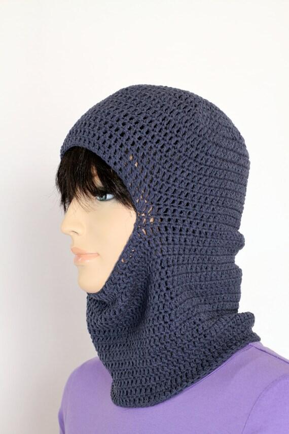 Balaclava Pattern Instant Downloadable Crochet Patterns Etsy