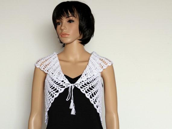 Crochet Vest Pattern Lacy Vest Pattern Lacy Hippie Vest Etsy