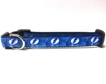 Dog Collar- The Lightning Inspired