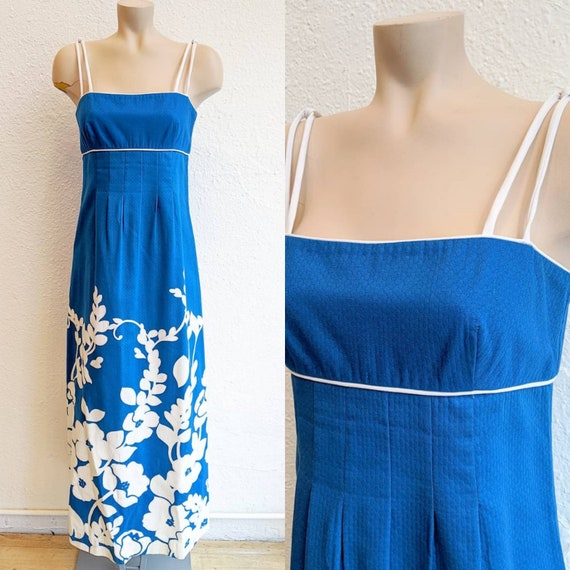 Vintage 1960s/70s Dress - Malia Honolulu Hawaiian