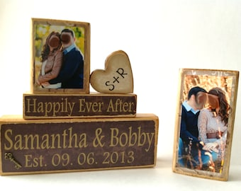 Farmhouse decor, Custom Wedding Gift | Wedding Sign | Couple Sign | Custom Couple Gifts | Wood Anniversary Gift | Personalised Wedding Gifts