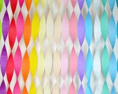 Birthday Decorations Party Table Decor Decoration Paper Streamer Crepe DIY Backdrop Banner Baby Shower