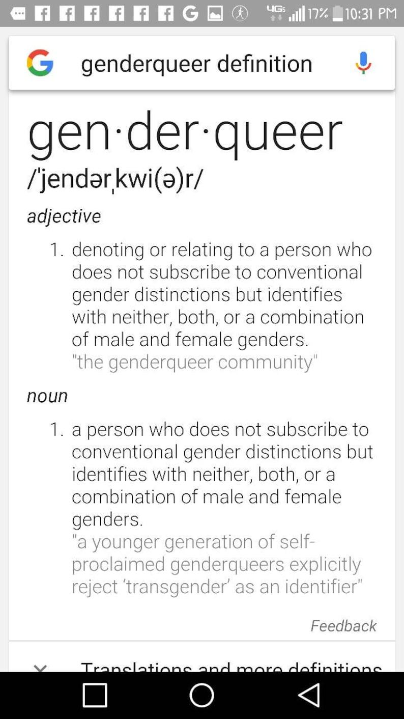 Gender Queer keychains