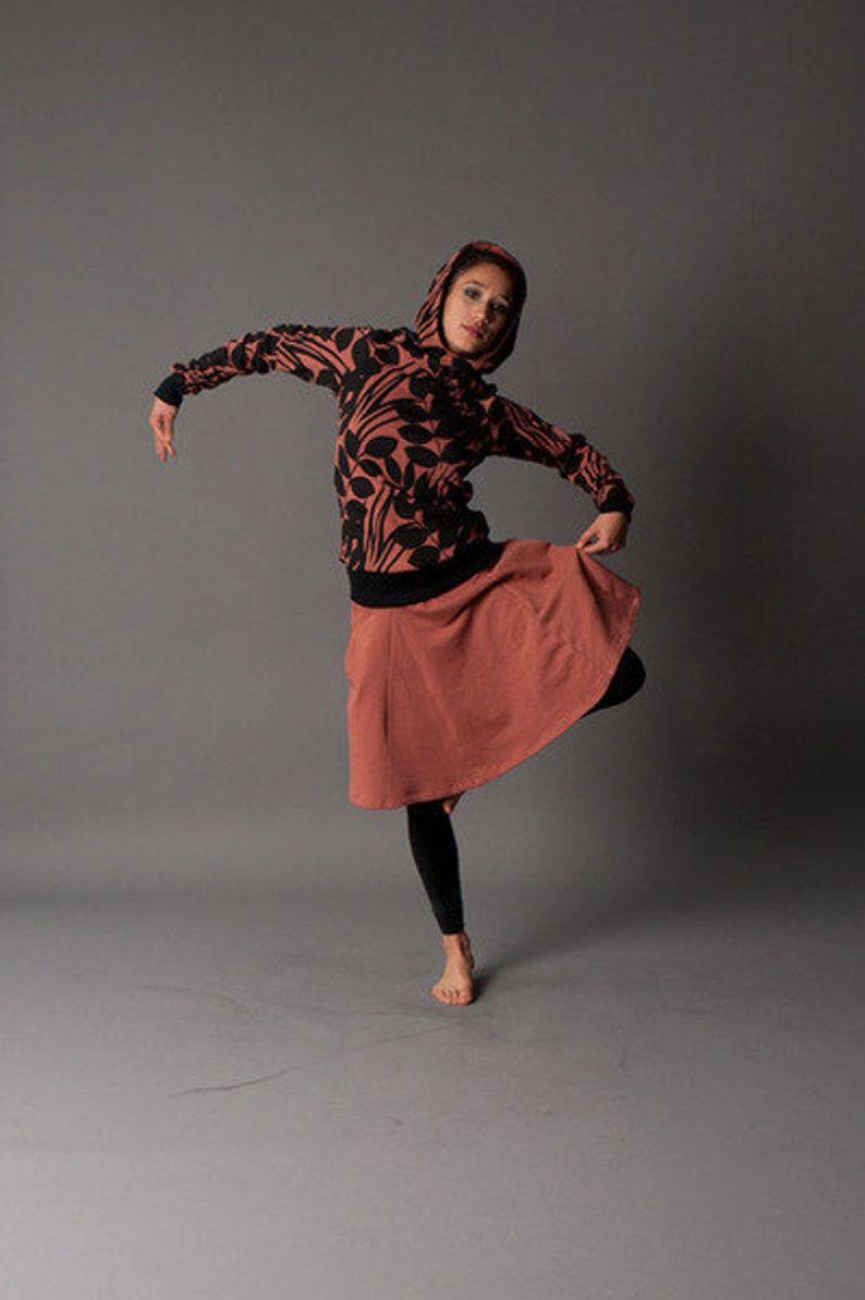 Copper skirt image 0