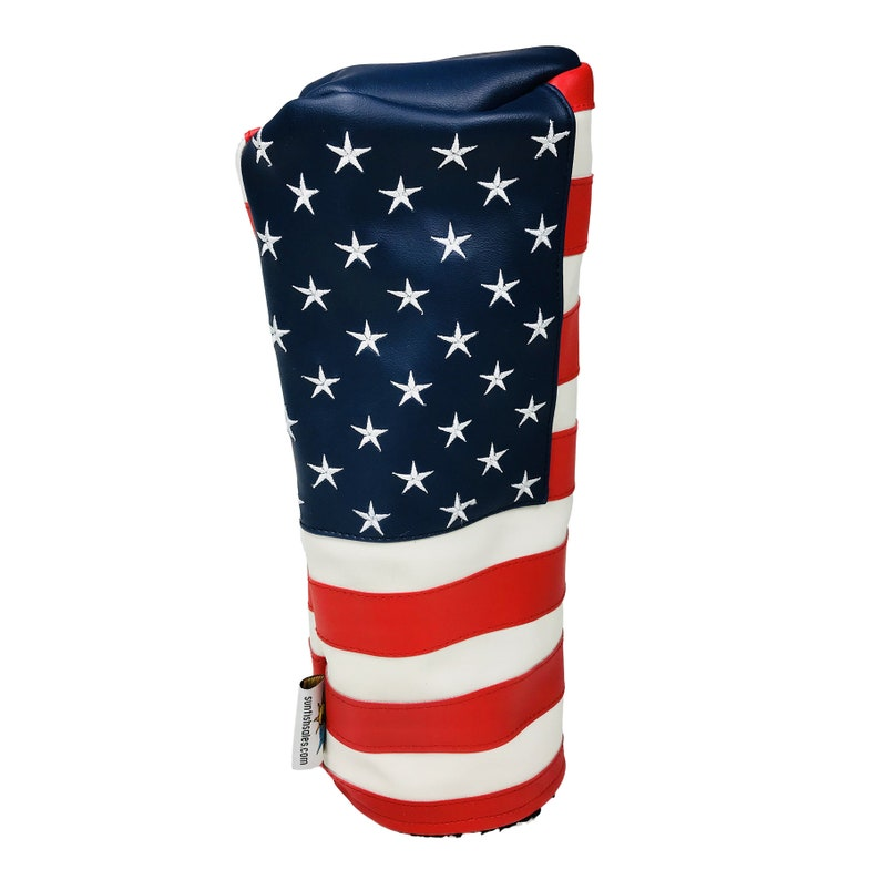 Star Spangled Barrel Golf Driver Headcover  17e33d458