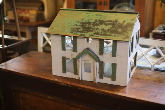Wooden Handmade Dollhouse