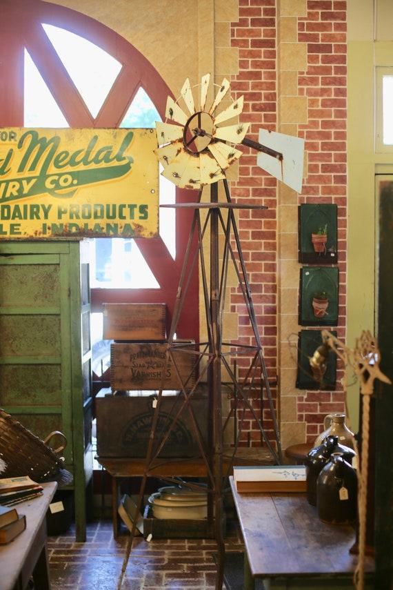 Farmhouse Windmill